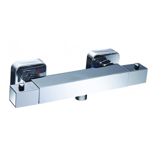 Niagara Observa Square Thermostatic Bar Shower Valve