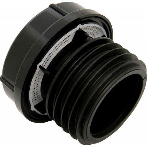 Floplast External Air Admittance Valve (Black) - 110mm