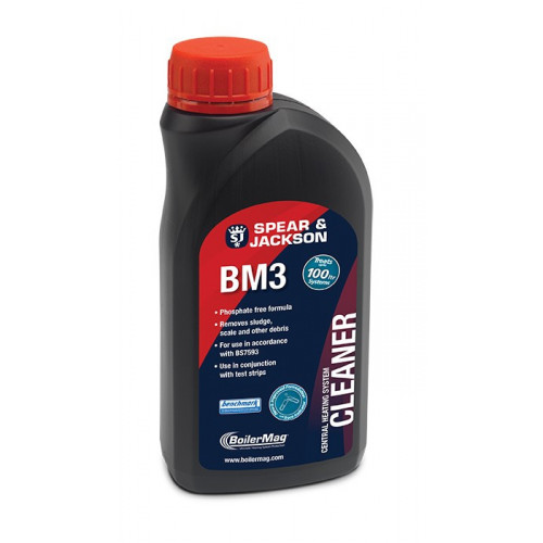 Boilermag Bm3 Central Heating Cleaner
