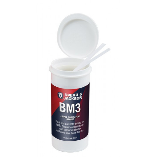 Boilermag Central Heating Cleaner Test Strips - 25
