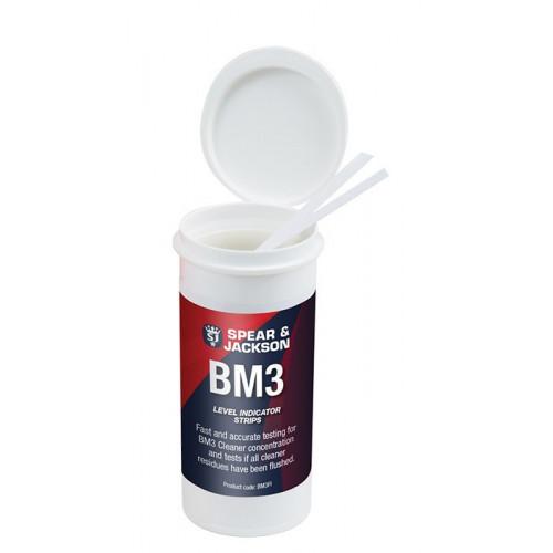Boilermag Central Heating Cleaner Test Strips - 25