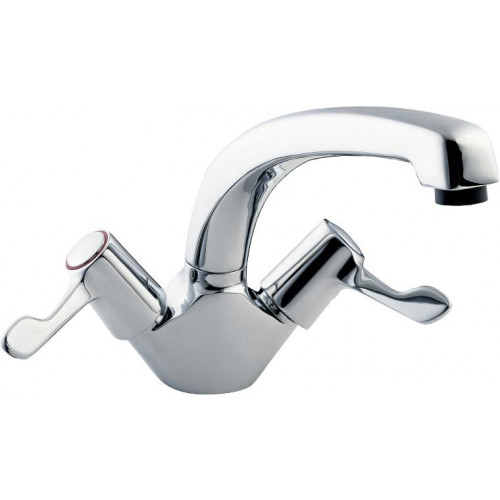 Aqua Lever Action Mono Sink Mixer