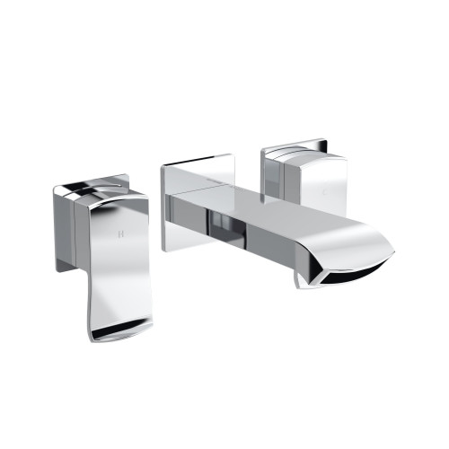 Bristan Descent Wall Mounted Bath Filler
