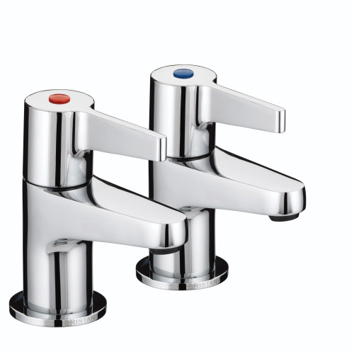 Bristan Design Utility Lever Bath Taps