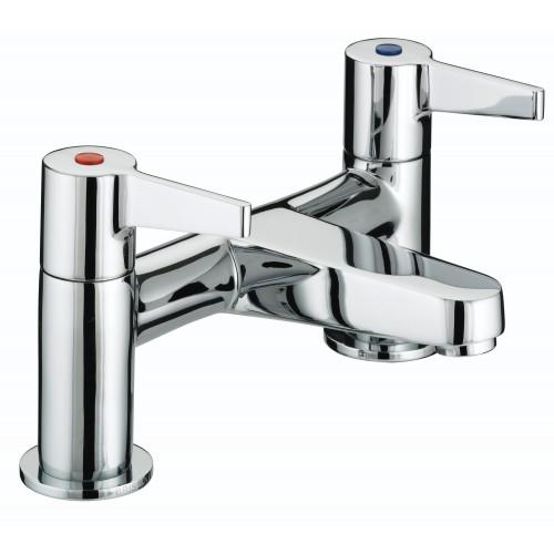 Bristan Design Utility Lever Bath Filler