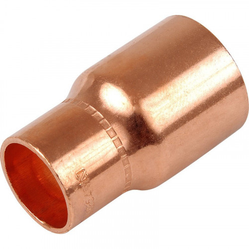 End Feed Fitting Reducer - 22mm x 15mm
