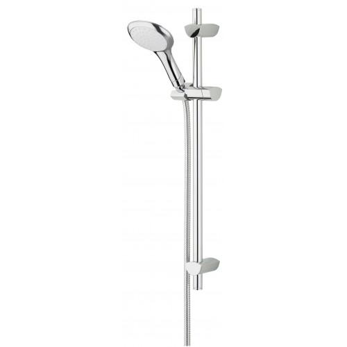 Bristan Evo Shower Rail Kit + Evo Shower Head