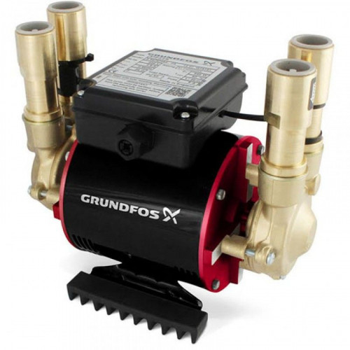 Grundfos Amazon 2.0 Bar Twin Shower Pump