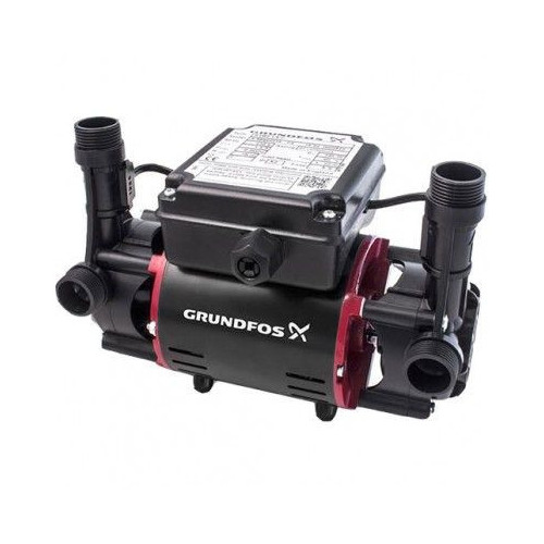 Grundfos STR2 C 1.5 Bar Twin Shower Pump