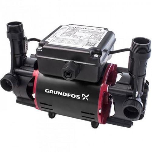 Grundfos STR2 C 2.0 Bar Twin Shower Pump