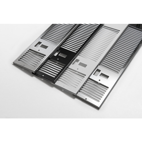 Myson Kickspace 500 Brushed Stainless Steel Grille