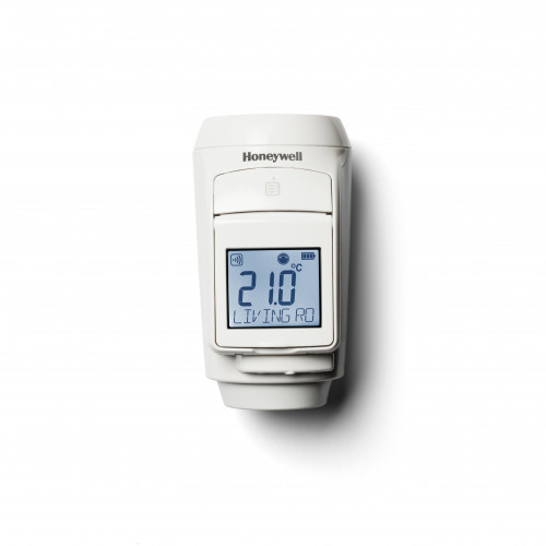 Honeywell Evohome Smart Thermostatic Radiator Valve Head - 4