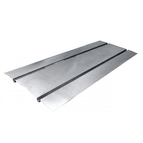 Hetta Aluminium Twin Spreader Plates - 1000mm x 390mm