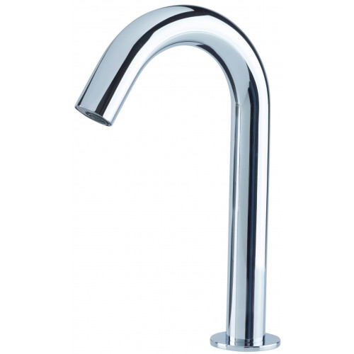 Infrared Swan Neck Basin Spout