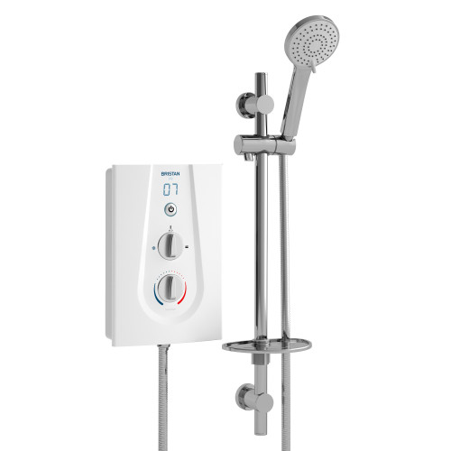 Bristan Joy 8.5 kW Electric Shower - White