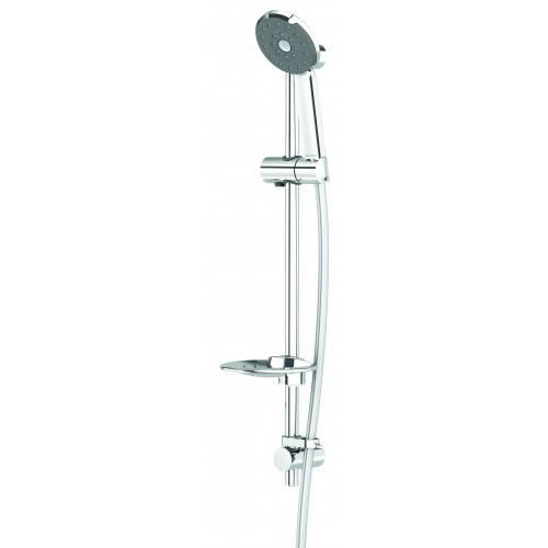 Methven Kiri Satinket Shower Rail Kit