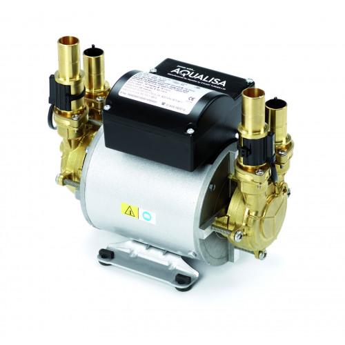 Aqualisa New Mach 250 Pump 2.5 Bar Twin