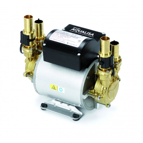Aqualisa New Mach 120 Pump 1.2 Bar Twin