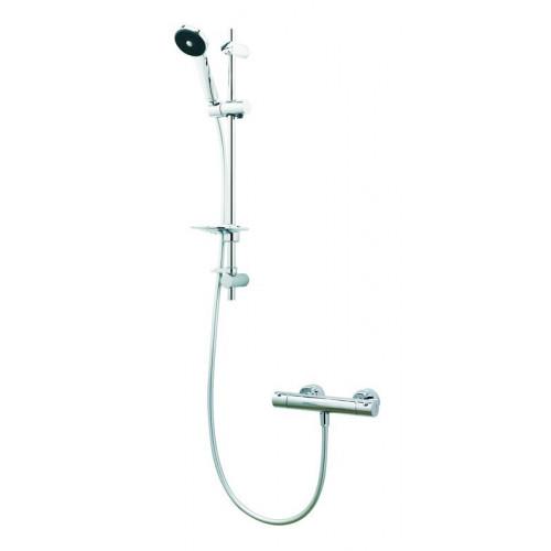 Methven Maku Cool Touch Bar Shower + Shower Rail Kit