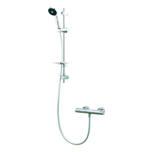 Methven Maku Cool Touch Bar Shower + Shower Rail Kit