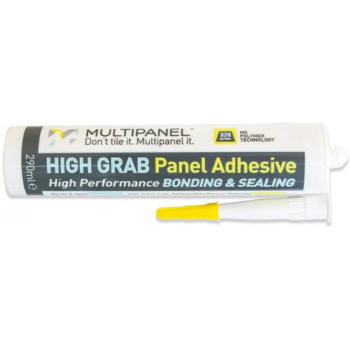 Multipanel Panel Adhesive & Sealant - White