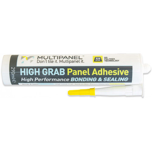 Multipanel Panel Adhesive & Sealant - White
