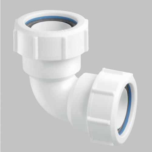 McAlpine Multifit Compression 90* Elbow - 32mm