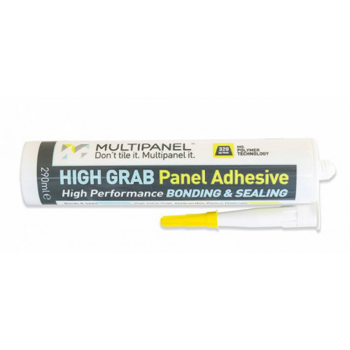 Multipanel Silicone Sealant - Clear