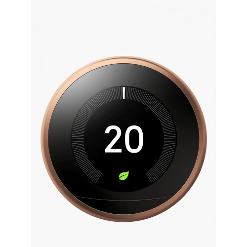 Nest Learning Thermostat 3rd Generation - Copper