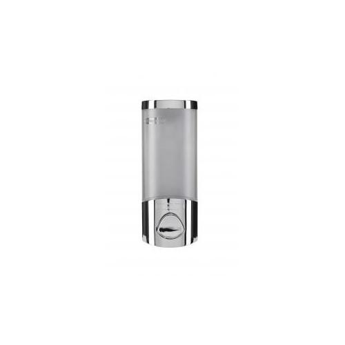 Croydex Euro Dispenser Uno Wall Mounted Soap Dipenser Chrome Main