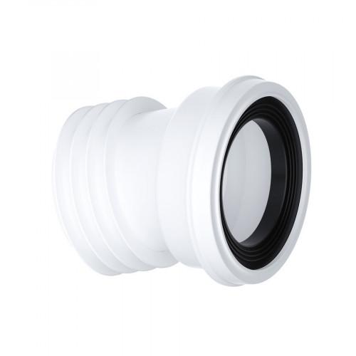 Viva 14° Angled Rigid WC Pan Connector
