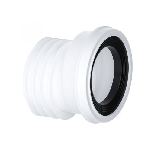 Viva 20mm Offset Rigid WC Pan Connector