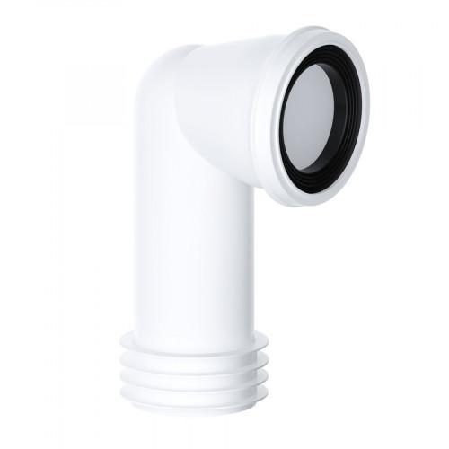 Viva 90° Bent Rigid WC Pan Connector