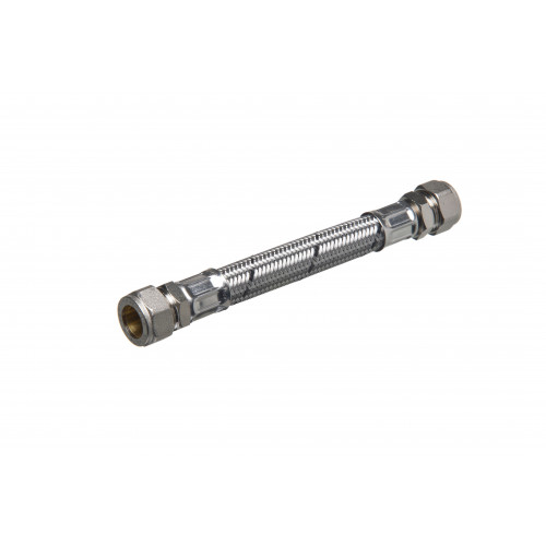 Flexible Tap Connector - 22mm x 22mm x 300mm