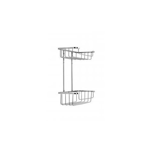 Croydex Rust Free Two Tier Shower Basket Main