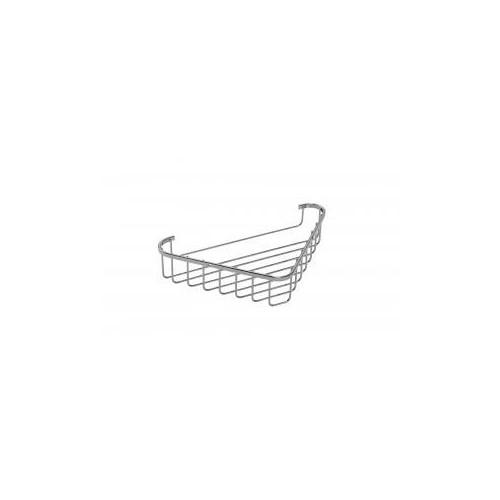 Croydex Rust Free Large Corner Shower Basket Main