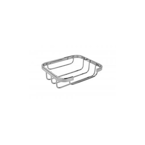 Croydex Stainless Steel Small Shower Basket Main