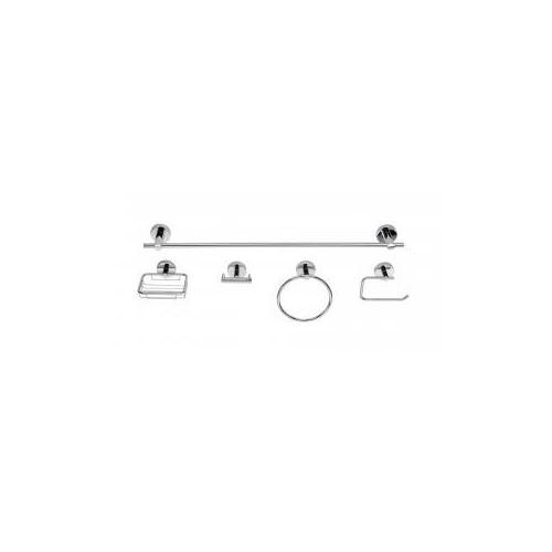 Croydex Pendle 5 Piece Accessorie Set Main