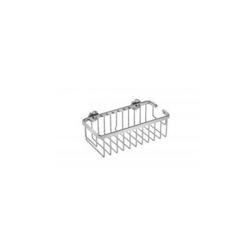Croydex Slimline Aluminium Large Shower Basket Main