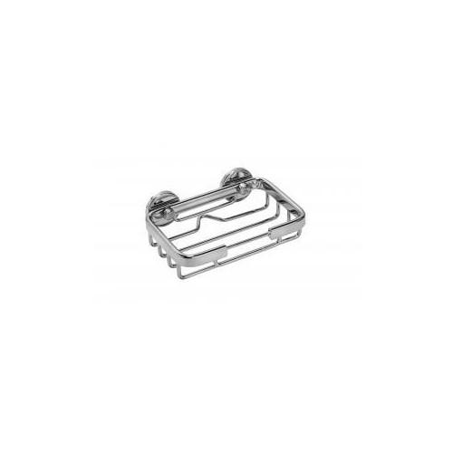 Croydex Slimline Aluminium Small Shower Basket Main