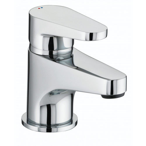 Bristan Quest Basin Mixer + Clicker Waste