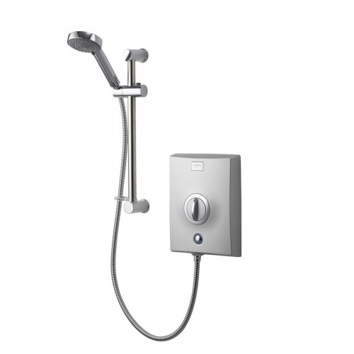 Aqualisa Quartz Electric 8.5 kW - Chrome