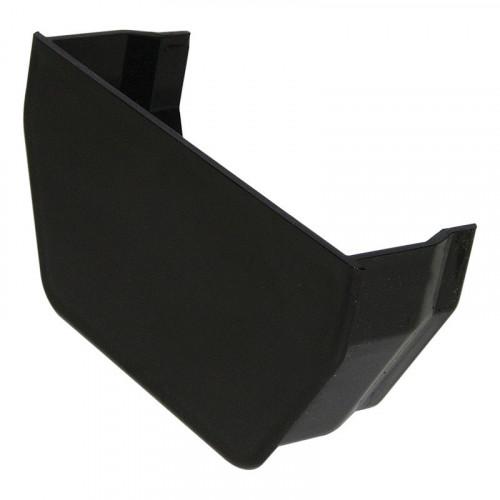 Floplast Internal Stop End Square (Black) - 114mm