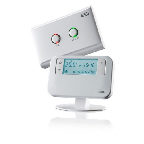ESI 7 Day RF Programmable Room Thermostat