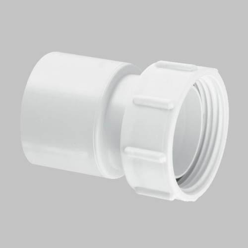 "McAlpine Loose Nut -Solvent Weld - 1¼""/32mm"