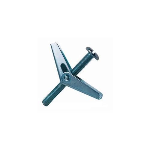 Forgefix Metal Spring Toggle + Bolt 5mm x 50mm - 10