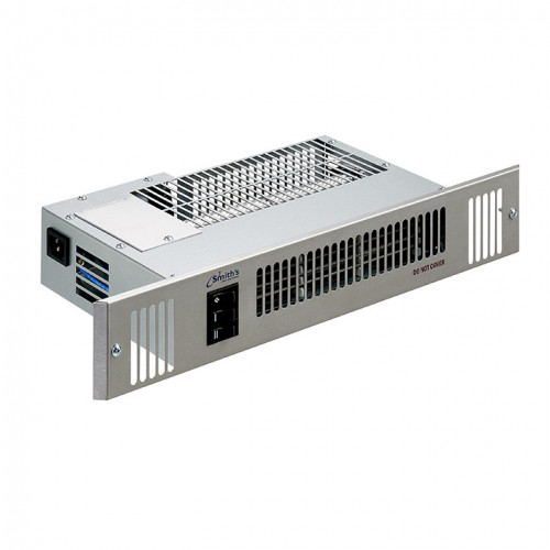 Smiths SS3E Electric Space Saver Fan Convector + Stainless Steel Grille