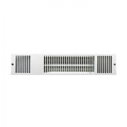 Smiths SS5 Hydronic & Electric Dual Space Saver Fan Convector + Stainless Steel Grille