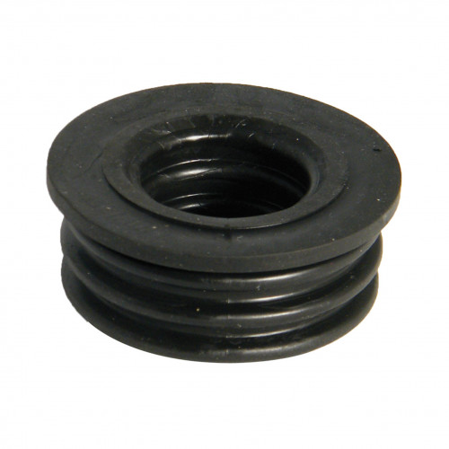 Davant Boss Adaptor Rubber (Black) - 40mm