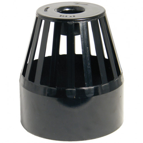 Davant Open Vent Terminal (Black) - 110mm